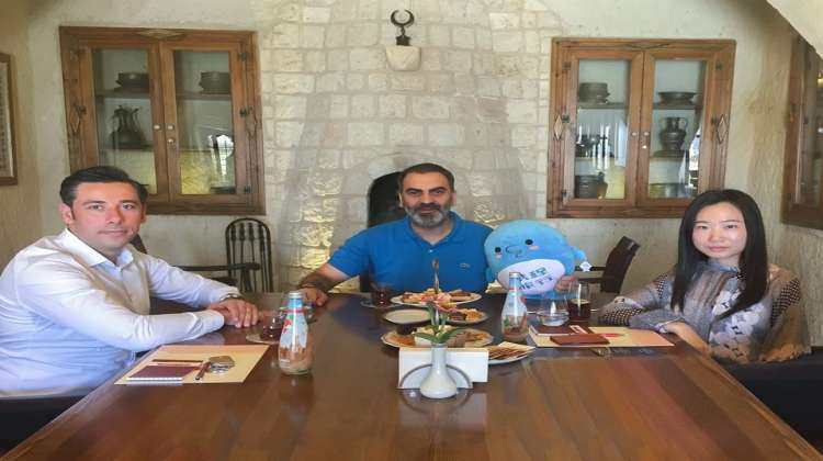 KAPTİDile Ctrip İşbirliği Toplantısı
