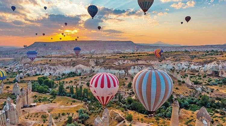 Kapadokya'nın Önünü Açın