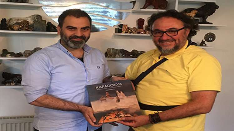 Küçük Oteller Derneği'nden KAPTİD'e Ziyaret