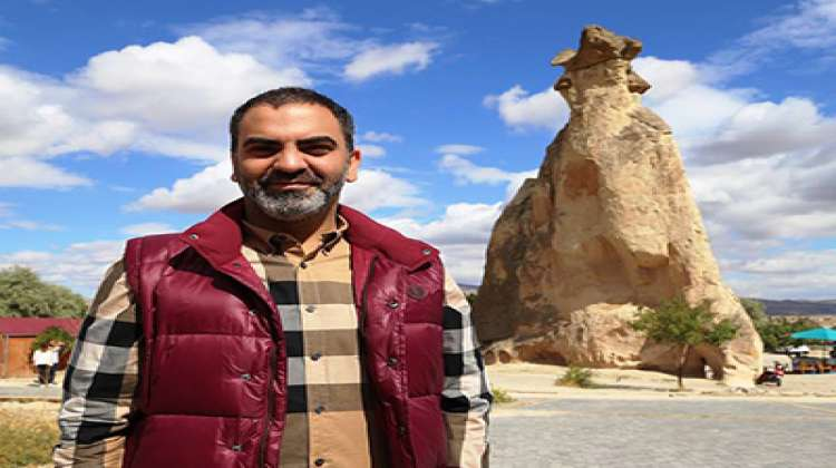 Kapadokya'da bayram tatili turizmciye yaradı