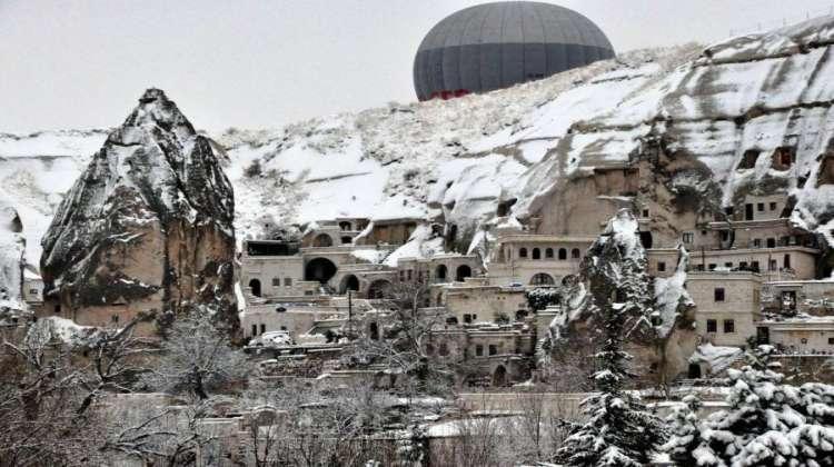 Sömestr, Kapadokya'ya can suyu oldu
