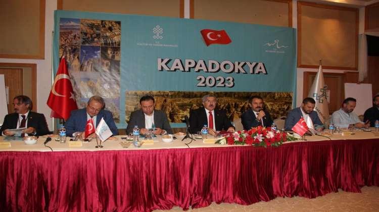 Kapadokya'nın 2013 Hedefi: 5 milyon turist