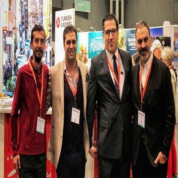 Kapadokya ilk kez NY Times Travel Show'da tanıtıldı