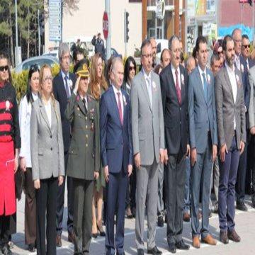 Turizm Haftası Nevşehir'de törenle kutlandı