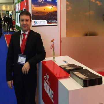 Alper Alp, World Travel Market'i değerlendirdi
