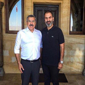 Bakan Yardımcısı Hüseyin Yayman, Kapadokya'da